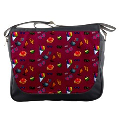 Aloha   Summer Fun 1c Messenger Bags by MoreColorsinLife