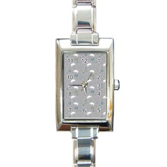 Shave Our Rhinos Animals Monster Rectangle Italian Charm Watch