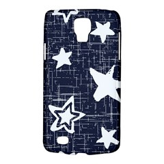 Star Space Line Blue Art Cute Kids Galaxy S4 Active by Mariart