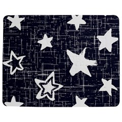 Star Space Line Blue Art Cute Kids Jigsaw Puzzle Photo Stand (rectangular) by Mariart