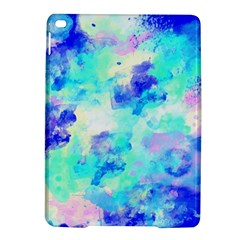 Transparent Colorful Rainbow Blue Paint Sky Ipad Air 2 Hardshell Cases by Mariart