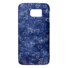 Heart Pattern Galaxy S6 by ValentinaDesign