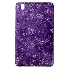 Heart Pattern Samsung Galaxy Tab Pro 8 4 Hardshell Case by ValentinaDesign