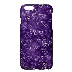 Heart Pattern Apple Iphone 6 Plus/6s Plus Hardshell Case by ValentinaDesign