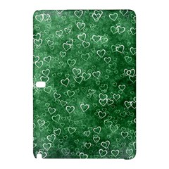 Heart Pattern Samsung Galaxy Tab Pro 10 1 Hardshell Case by ValentinaDesign