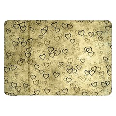 Heart Pattern Samsung Galaxy Tab 8 9  P7300 Flip Case by ValentinaDesign