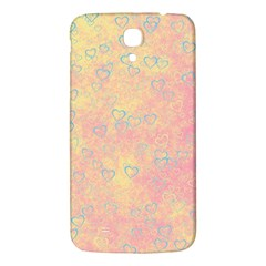 Heart Pattern Samsung Galaxy Mega I9200 Hardshell Back Case by ValentinaDesign