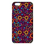 70s pattern iPhone 6 Plus/6S Plus TPU Case Front