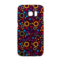70s Pattern Galaxy S6 Edge by ValentinaDesign