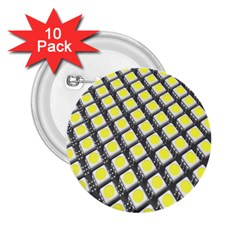 Wafer Size Figure 2 25  Buttons (10 Pack)