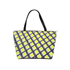 Wafer Size Figure Shoulder Handbags by Mariart