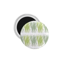 Weeds Grass Green Yellow Leaf 1 75  Magnets by Mariart