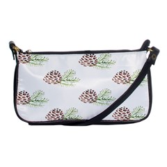 Pinecone Pattern Shoulder Clutch Bags by Mariart