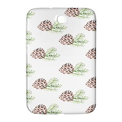 Pinecone Pattern Samsung Galaxy Note 8 0 N5100 Hardshell Case  by Mariart