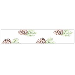 Pinecone Pattern Flano Scarf (large) by Mariart