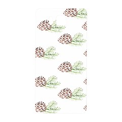 Pinecone Pattern Samsung Galaxy Alpha Hardshell Back Case by Mariart