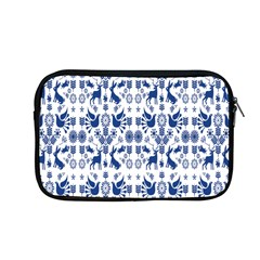 Rabbits Deer Birds Fish Flowers Floral Star Blue White Sexy Animals Apple Macbook Pro 13  Zipper Case by Mariart