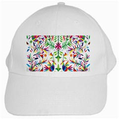 Peacock Rainbow Animals Bird Beauty Sexy White Cap