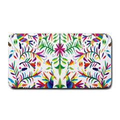 Peacock Rainbow Animals Bird Beauty Sexy Medium Bar Mats by Mariart