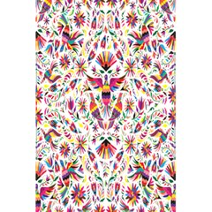 Peacock Rainbow Animals Bird Beauty Sexy Flower Floral Sunflower Star 5 5  X 8 5  Notebooks by Mariart