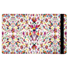 Peacock Rainbow Animals Bird Beauty Sexy Flower Floral Sunflower Star Apple Ipad 3/4 Flip Case by Mariart
