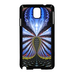 Illustration Robot Wave Samsung Galaxy Note 3 Neo Hardshell Case (black) by Mariart