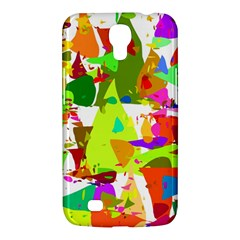 Colorful Shapes On A White Background                       Sony Xperia Sp (m35h) Hardshell Case by LalyLauraFLM