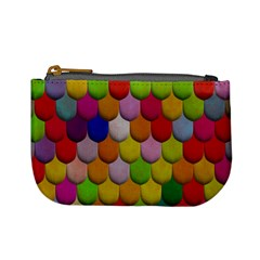 Colorful Tiles Pattern                     Mini Coin Purse