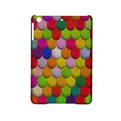 Colorful Tiles Pattern                     Apple Ipad Air Hardshell Case by LalyLauraFLM