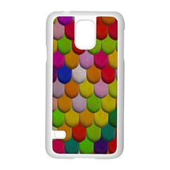 Colorful Tiles Pattern                     Motorola Moto G (1st Generation) Hardshell Case by LalyLauraFLM