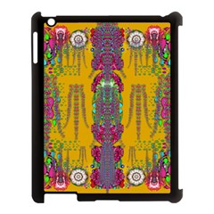 Rainy Day To Cherish  In The Eyes Of The Beholder Apple Ipad 3/4 Case (black) by pepitasart