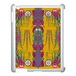 Rainy Day To Cherish  In The Eyes Of The Beholder Apple iPad 3/4 Case (White) Front