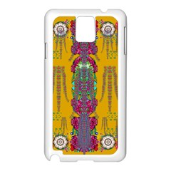 Rainy Day To Cherish  In The Eyes Of The Beholder Samsung Galaxy Note 3 N9005 Case (white) by pepitasart