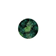 Tropical Pattern 1  Mini Magnets by ValentinaDesign