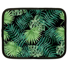 Tropical Pattern Netbook Case (xl)  by ValentinaDesign