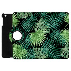 Tropical Pattern Apple Ipad Mini Flip 360 Case by ValentinaDesign