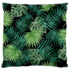 Tropical Pattern Standard Flano Cushion Case (one Side) by ValentinaDesign