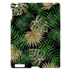 Tropical Pattern Apple Ipad 3/4 Hardshell Case by ValentinaDesign