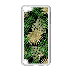 Tropical Pattern Apple Ipod Touch 5 Case (white) by ValentinaDesign