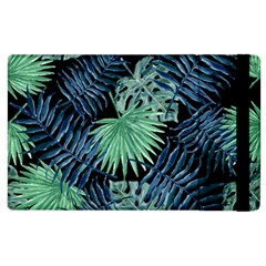 Tropical Pattern Apple Ipad 3/4 Flip Case by ValentinaDesign