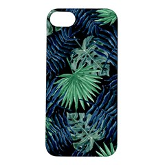 Tropical Pattern Apple Iphone 5s/ Se Hardshell Case by ValentinaDesign