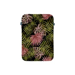 Tropical Pattern Apple Ipad Mini Protective Soft Cases by ValentinaDesign