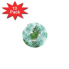 Tropical Pattern 1  Mini Magnet (10 Pack)  by ValentinaDesign