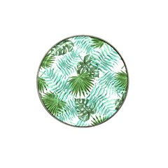 Tropical Pattern Hat Clip Ball Marker (10 Pack) by ValentinaDesign