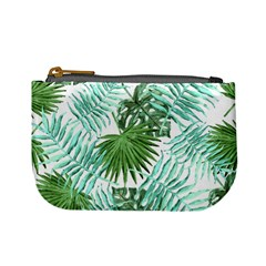 Tropical Pattern Mini Coin Purses by ValentinaDesign