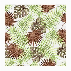 Tropical Pattern Medium Glasses Cloth by ValentinaDesign