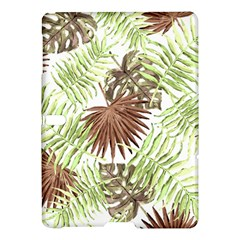 Tropical Pattern Samsung Galaxy Tab S (10 5 ) Hardshell Case  by ValentinaDesign