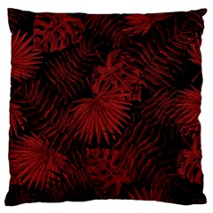 Tropical Pattern Standard Flano Cushion Case (two Sides) by ValentinaDesign