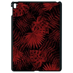 Tropical Pattern Apple Ipad Pro 9 7   Black Seamless Case by ValentinaDesign