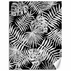 Tropical Pattern Canvas 18  X 24   by ValentinaDesign